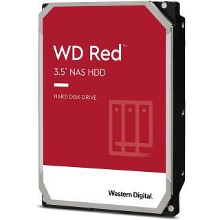 """WD RED Unità Interna per NAS da 2 TB, 5400 Giri/Min, SATA 6 Gb/s, SMR, 256 MB di Cache, 3.5"""""""