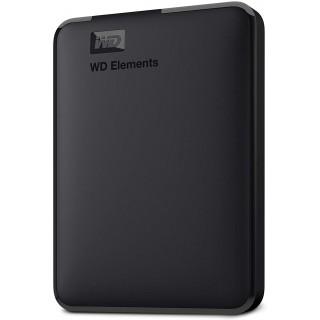 WD 4TB Elements Portable, Hard Disk Esterno Portatile, USB 3.0