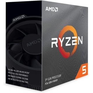 AMD Ryzen 5 3600 Processore (6C / 12T, 35 MB di cache, 4,2 GHz Max Boost)